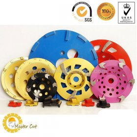 How to choose the right diamond grinding tools, diamond grinding cup wheel, grinding shoe from suppli
