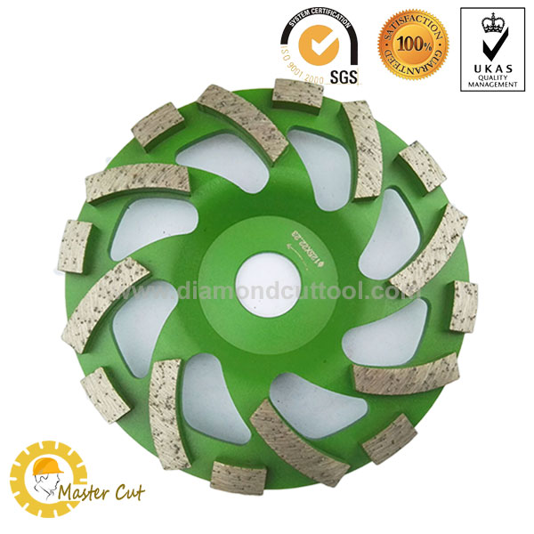 how to choose diamond grinding cup wheel