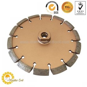 125mm V shape diamond crack chaser blade for concrete floor repair
