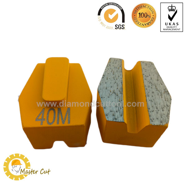 Shwambourne diamond grinding shoe