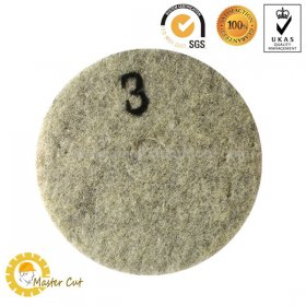 17'' fiber sponge diamond floor