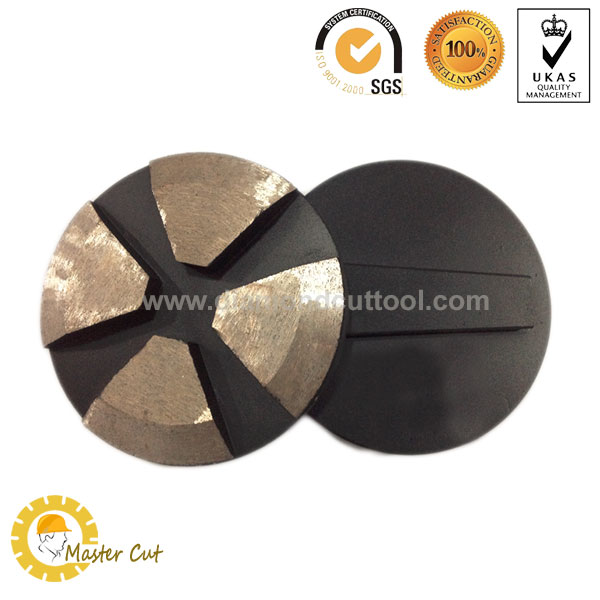 3 inch beveled edge Terrco diamond grinding disc