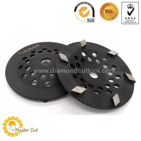 Tornado diamond tooling diamond grinding cup wheel for concrete floor