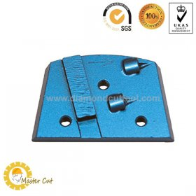 New M6 Lavina PCD diamond grinding shoe for removing floor coatings