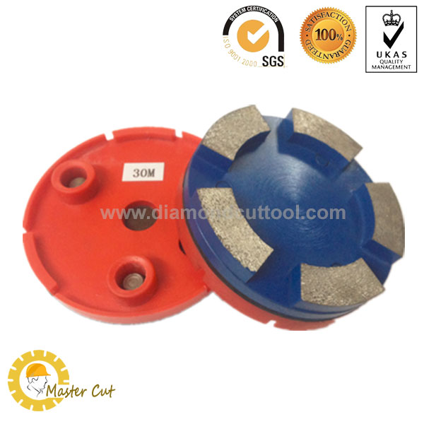 Klindex diamond grinding disc