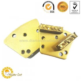 Trapezoid metal bond Diamatic d