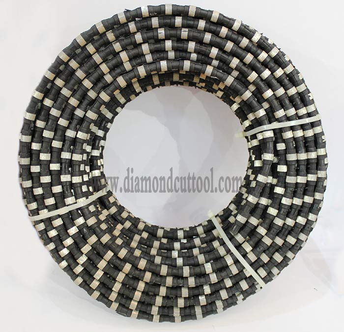 diamond wire saw for concrete steel bar