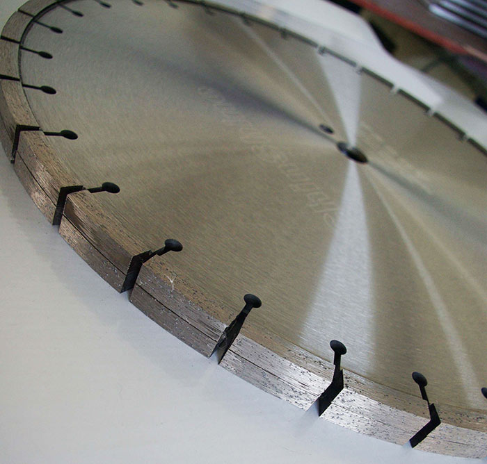 loop diamond blades